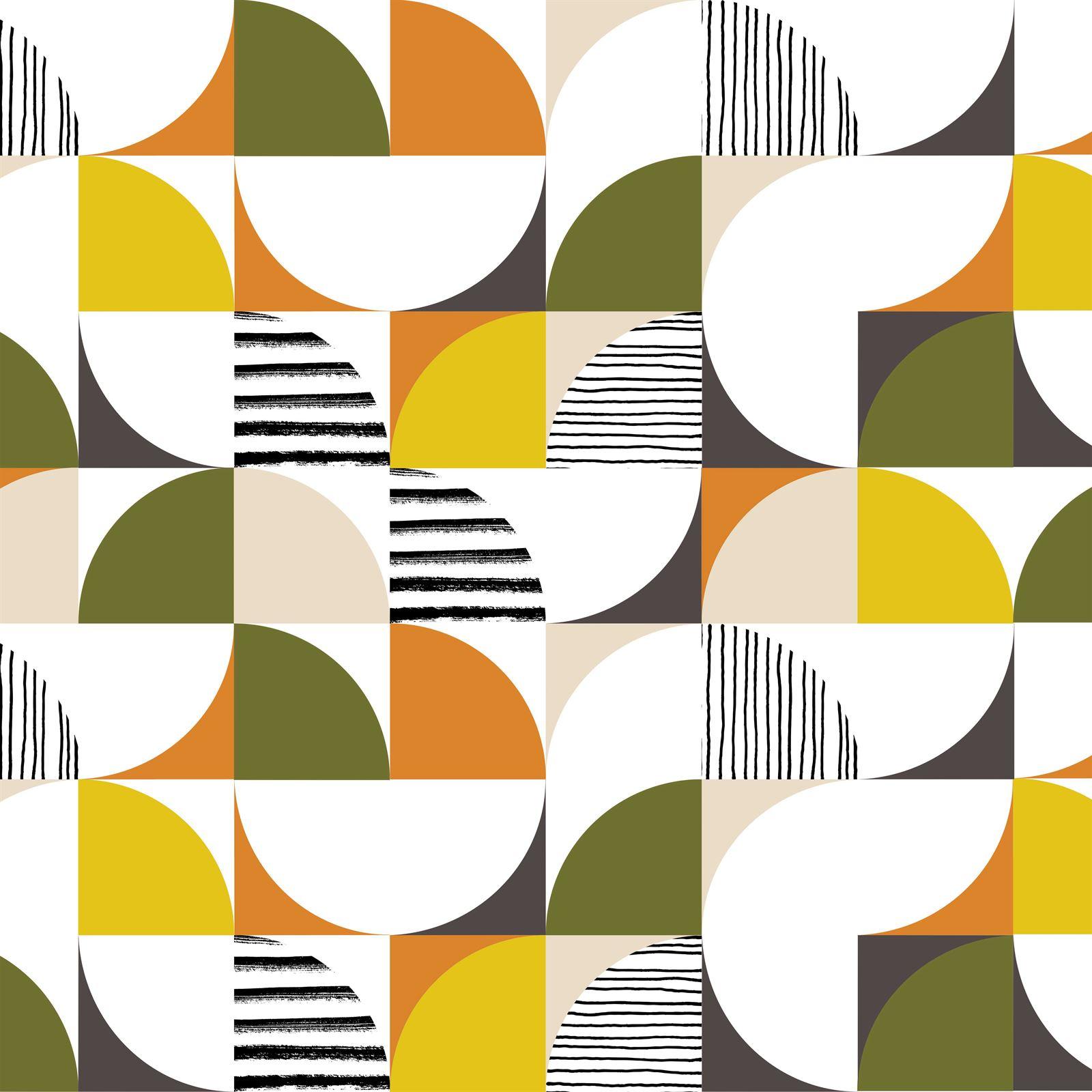 Mid Century Modern Tiles