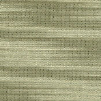 Anai is a textured linen wallcovering available in a soft sage green